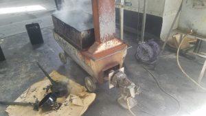 アスファルト防水(熱工法)
